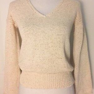 Cream J.Crew Sweater